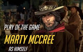 Back To The Future Meme - marty mccree overwatch back to the future dank meme youtube