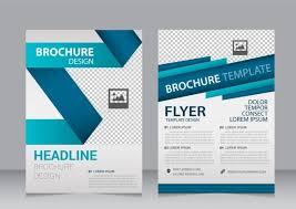 information brochure template travel brochure template free vector