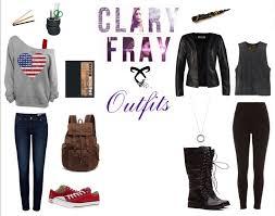 Shadowhunter Halloween Costume 55 Clary Fray Images Fandom