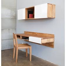 Home Office Desk Contemporary by Wall Mounted Shelf Desk Contemporary Home Office Furniture