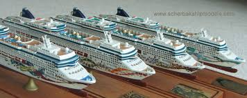 do they sell ship models onboard the ncl ships cruise critic