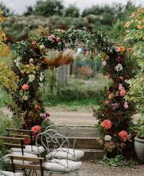 wedding arch edinburgh enchanting secret garden wedding on the outskirts of edinburgh