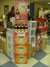 beaujolais nouveau 2012 not on sale as yet in nh liquor stores
