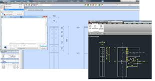 solved can i export a connection drawing to autocad structural