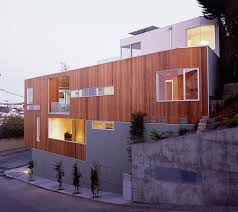 narrow home designs slim tall and eco friendly in san francisco