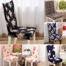 Covers For Dining Room Chairs by Dining Chair Seat Covers Ebay