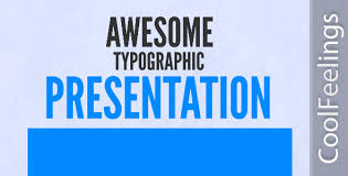 free kinetic typography powerpoint template blobernet com