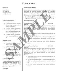 Medical Resume Examples Templates