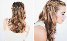 Frisuren F Lange Haare Und Brille by Einfache Frisuren Für Lange Haare Dickes Haar Frisuren