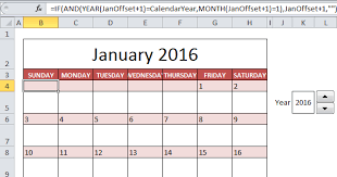 calendar template in excel calendar 2018 2016 calendar and filing
