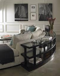 Curved Back Sofas Sofa Table Design Sofa Back Tables Magnificent Modern Design