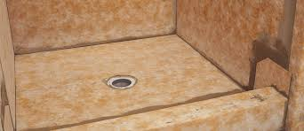 bathroom kerdi system shower waterproofing membrane