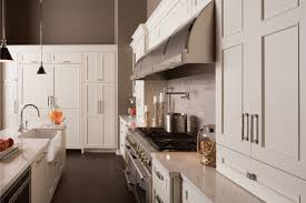 Painted Gray Kitchen Cabinets Weathered Gray Kitchen Cabinetry Finishes Both Painted And