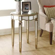 mirrored accent table paint mirrored accent table is beautiful