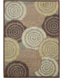Abstract Area Rugs 15 Nourison Rug Squared Lafayette Multicolor