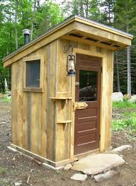 Outhouse Pedestal Toilet An Outhouse Is A Small Stand Alone Structure That Contains A