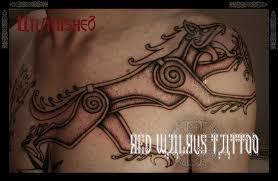 tattoos art by peter walrus madsen magic art world