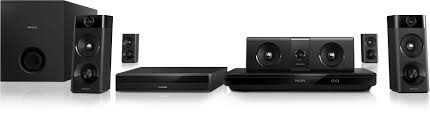 Buy Philips Htd5540 94 5 1 Dvd Home Theatre System Online At Best - philips home theater price list in delhi delhi