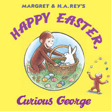 happy easter curious george aloud rey ibooks