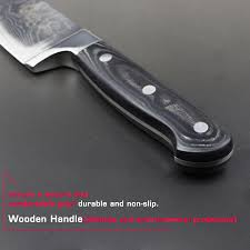 aliexpress com buy haoye 8 inch chef knife damascus kitchen