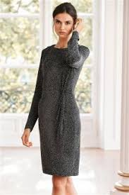 womens midi dresses knee length dresses next official site