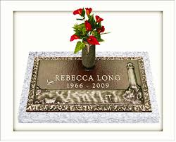 affordable grave markers scenic bronze grave markers gravestones and memorials quality