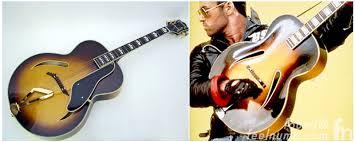 Blind Guitarist From Roadhouse George Michael U0027s U201cfaith U201d Guitar U0026 Leather Jacket Details