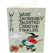 greetings cards mystic wish
