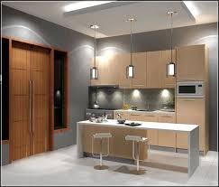 modern kitchen designs from bauformat small modern kitchen design
