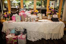 country bridal shower ideas shabby chic bridal shower the celebration society
