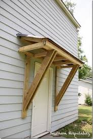 Door Awning Plans How To Build Awning Over Door If The Awning Plans Plans For Wood