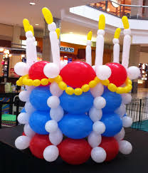 Balloon Decoration For Birthday At Home by Blog Balloon Decor San Antonio