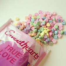 necco sweethearts 381 best valentines day images on valentines
