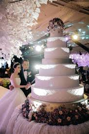 wedding cake surabaya wedding of gerry meliana by femy s bridestory