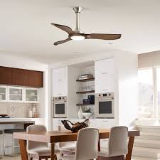 flush mount ceiling fans with led lights friday favorites top 10 led ceiling fans