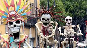 james bond u0027s fake day of the dead parade was so cool mexico wants