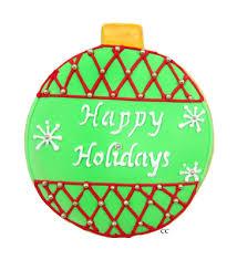 ornament cookie cutter