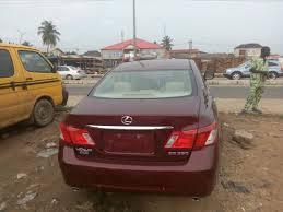 lexus es 350 accessories 2007 2007 lexus es 350 3 5m autos nigeria