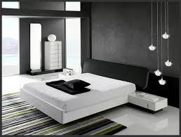 bedroom astonishing minimalist cool interior design bedside