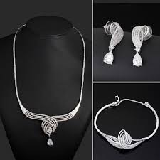 earrings necklace bracelet sets images Find more rings information about big ring high quality cubic jpg