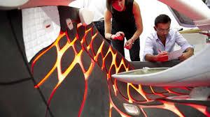 renault dezir interior renault concept dezir debuts in paris