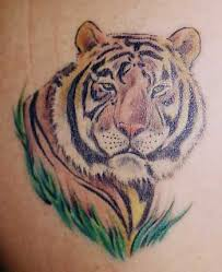 tiger tattoos design to bring a brave look to yourself