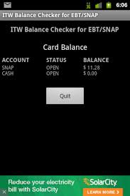 balance 4 snap and ebt android apps on google play