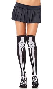 halloween knee socks knee highs