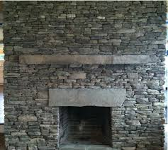 excellent natural stone fireplace photo design inspiration