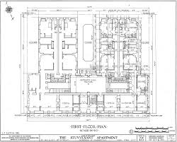 New York Apartment Floor Plan by Stuyvesant Apartments Wikiwand