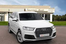 used audi q7 cars for sale motors co uk