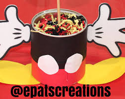 instant download mickey mouse centerpieces first birthday