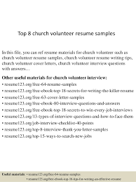 Sample Resume With Volunteer Experience by Hospital Volunteer Resume Volunteer Resume Example Resume