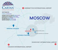russia world cup cities map world cup russia 2018 sports travel packages cartan global